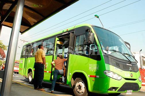 Nueva ruta A87 del MÍO atenderá a estudiantes del Sena en el Oriente