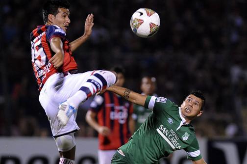 Deportivo Cali perdió con Cerro y se despidió de la Copa Libertadores