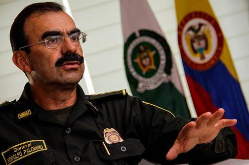 Polémicas declaraciones del general Palomino por pensiones en la Policía