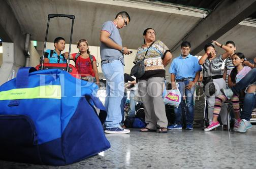 Más de dos millones de viajeros se desplazarán este fin de año