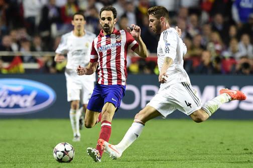 Sergio Ramos será baja cinco semanas en el Real Madrid