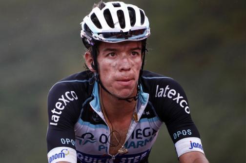 Rigoberto Urán le dice adiós a sus posibilidades en el Giro de Italia