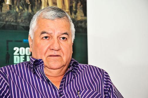 Jorge Homero Giraldo, candidato liberal a la Gobernación del Valle