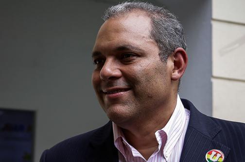"""""""No me han dicho que debo publicar la reforma a la justicia"""": José David Name"""