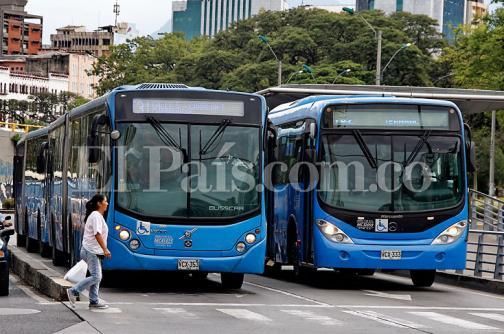 Ruta P17 del MÍO estará suspendida  por vacaciones en universidades