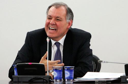 """""""Me seguiré metiendo en el proceso de paz"""": procurador Alejandro Ordóñez"""