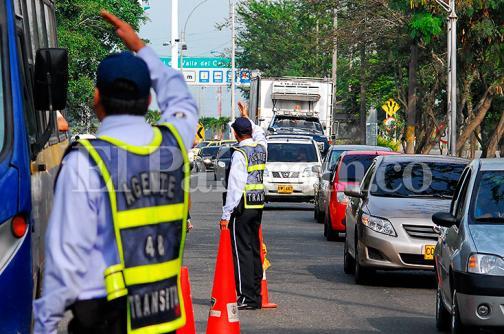 1.150 sancionados por no tener documentos de sus vehículos al día: Tránsito