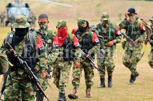 ELN libera a cuatro geólogos secuestrados en Norte de Santander