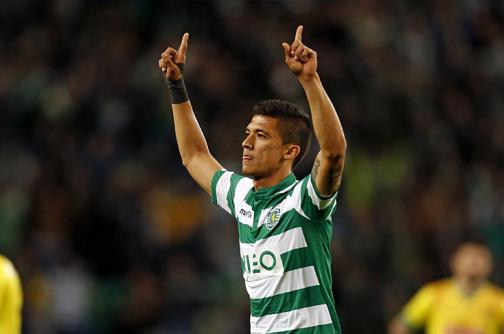 Sporting gana en Portugal con doblete de Freddy Montero