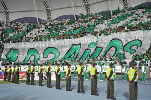 En la lente: Deportivo Cali celebró con triunfo sus 102 años