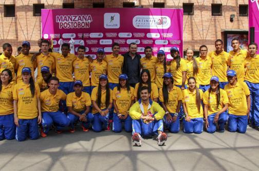 Selección Colombia de Patinaje no podría ir al siguiente Mundial