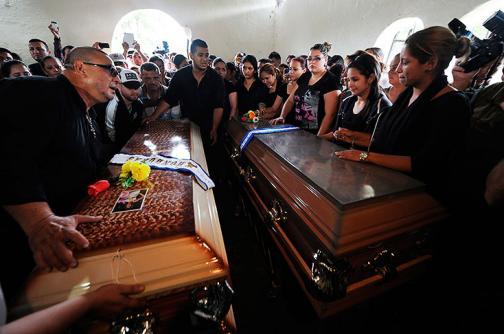 En fotos: Honduras le dio un último adiós a su reina