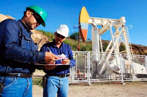 Petróleo abrió en alza en Nueva York a 55,56 dólares el barril