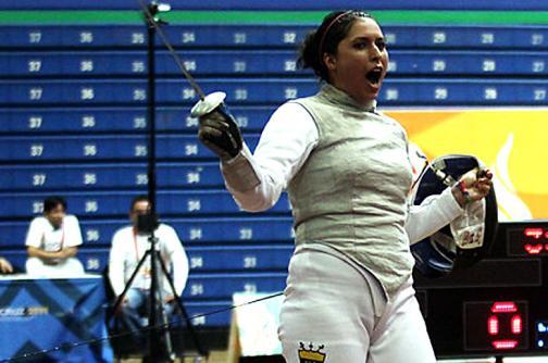 Vallecaucana Saskia Van Erven logra cupo a Juegos Panamericanos