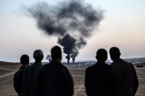 Estado Islámico se apodera de un campamento de refugiados en Siria