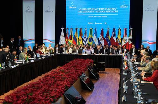 Uruguay aspira a concretar acuerdo entre Mercosur y la UE