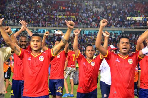 Uniautónoma derrotó a Deportes Quindío y permanece en la A