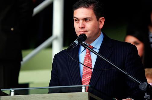 Juan Carlos Pinzón se posesionó como embajador en EE.UU.
