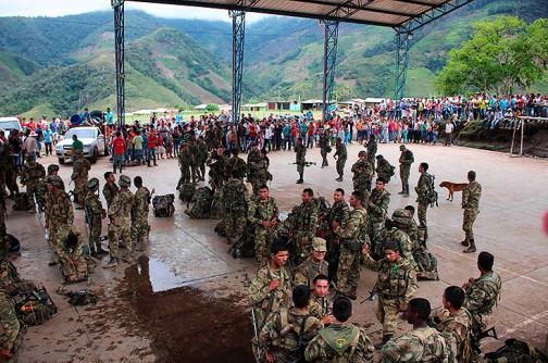 Cauca, una vez más escenario de tensión entre campesinos y Ejército