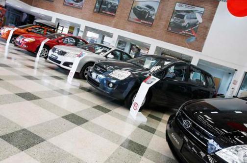 Venta de carros en Colombia disminuiría en cerca de 30.000 unidades este año