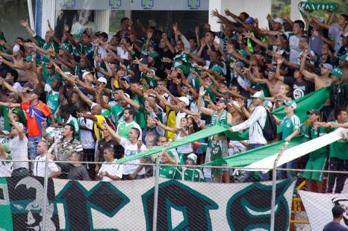 Lo mejor en imágenes de la victoria de Deportivo Cali frente a Millonarios en Popayán