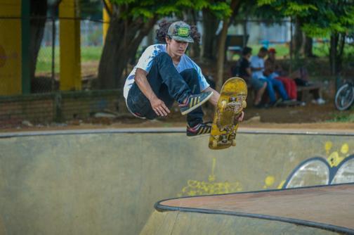 Skate al límite