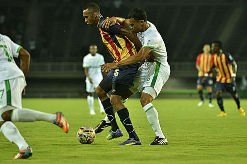 Imágenes: así se vivió el duelo entre Águilas Pereira y Deportivo Calí