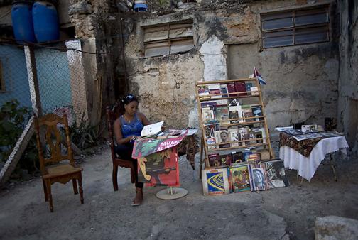 En imágenes: cubanos no sienten los cambios de acercamientos con EE.UU.