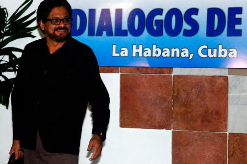 """Farc pide """"inmediata aplicación"""" de acuerdo sobre drogas en Colombia"""