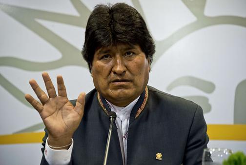 Partido de Evo Morales pierde elecciones regionales en La Paz