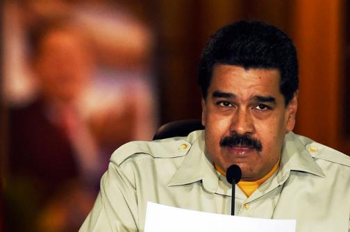 Maduro acusó a Uribe de sembrar el paramilitarismo en Venezuela