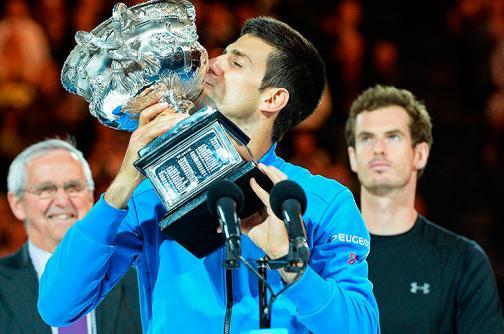 Novak Djokovic ganó su quinto Abierto de Australia