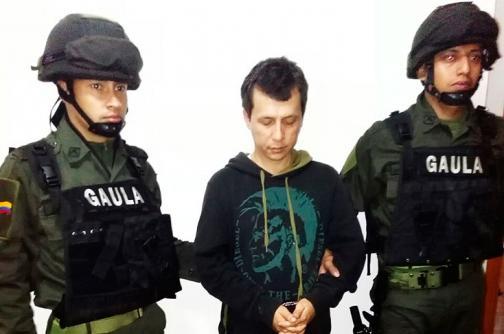 Capturan en Jamundí a alias Porrón, presunto autor de amenazas contra el 'Tino' Asprilla