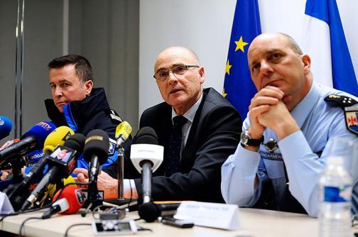 Autoridades allanan vivienda de copiloto del avión Germanwings