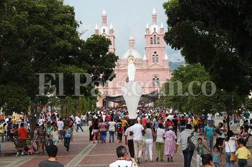 525 mil feligreses espera Buga en esta Semana Santa