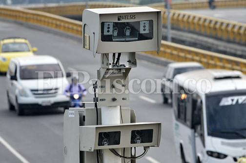 Así cambió la vigilancia de las cámaras de fotomulta en Cali