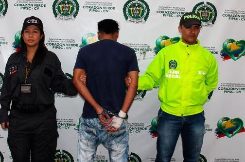 Capturan a hombre señalado de asesinar y desmembrar a una joven en el oriente de Cali