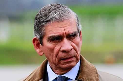 """""""Estoy en la mesa con mis convicciones y argumentos"""": general (r) Jorge Mora"""