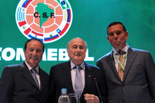 Conmebol niega vinculación de quinta plaza para Sudamérica con sanción a Boca