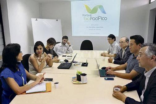 Anuncian inversión extranjera para el Parque Biopacífico de Palmira