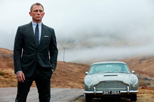 Rodaje de 'James Bond' afectó economía mexicana