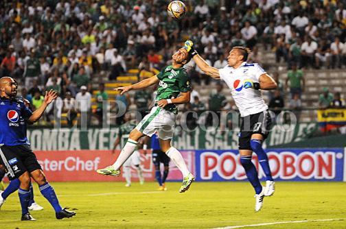 Imágenes: así fue la goleada del Deportivo Cali sobre Millonarios