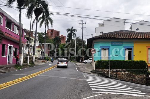Así cambiará el 'laboratorio vial' del barrio El Peñón