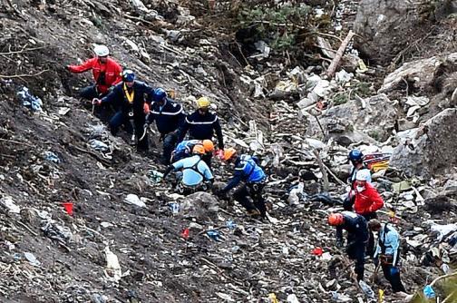 Identifican a las 150 víctimas del avión siniestrado de Germanwings