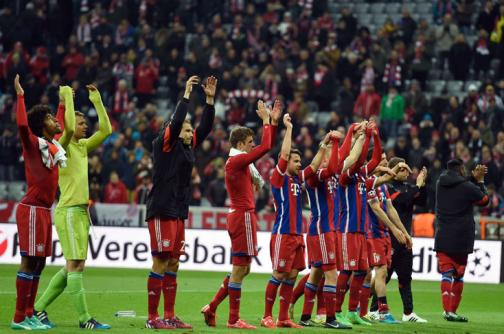 Reacciones del Bayern Múnich tras el sorteo de la Champions League