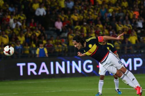 Falcao García: récord es secundario dentro de la preparación de Colombia