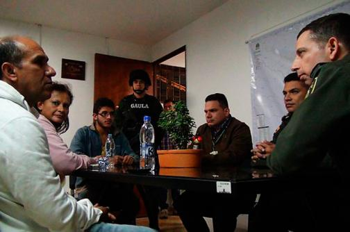 Liberan a estudiante universitario secuestrado en el Cauca