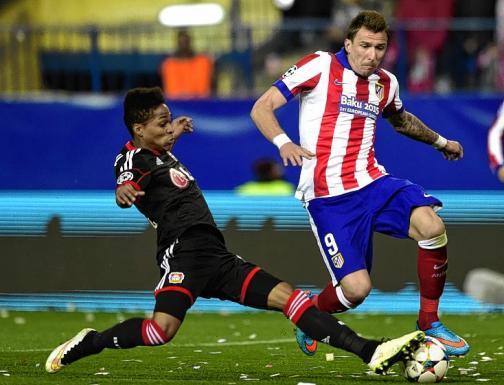 Atlético de Madrid se llenó de lesionados