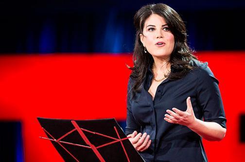 Mónica Lewinsky habló sobre el infierno que vivió por el matoneo 'online'