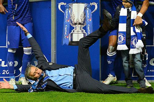 Chelsea con Juan Guillermo Cuadrado consigue título en la Copa de la Liga